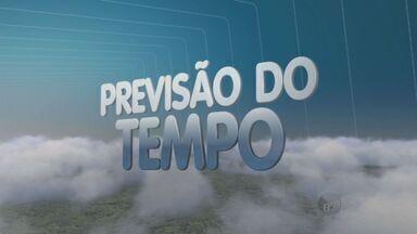 Confira a previsão do tempo para Campinas e região - Campinas tem máxima de 27ºC e previsão de chuva.