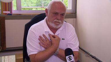PSDB entrega denúncia contra vereador do próprio partido - Mário Manfro é suspeito de exigir dinheiro em troca de cargos.