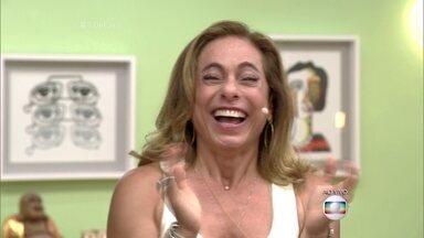 Cissa Guimarães manda parabéns para seu filho - João Velho completa 31 anos