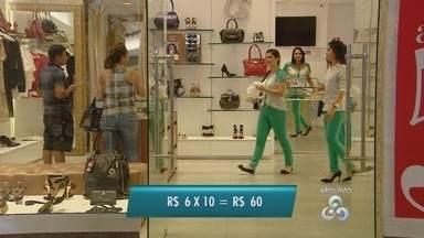 Está em vigor a lei que prevê isenção de taxa de estacionamento em shoppings de Manaus - Consumidor deve ter gastos a partir de 10 vezes o valor do estacionamento para ter direito ao não pagamento de taxa.