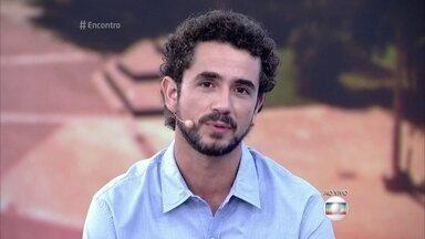 Felipe Andreoli lê texto de Fabrício Carpinejar sobre a paternidade - Tânia Zagury comenta a importância de impor limites e dizer não para os filhos