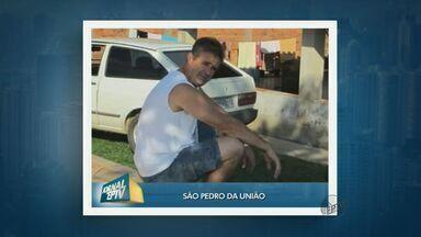Sobrinho mata tio a tiros após discussão em São Pedro da União (MG) - Sobrinho mata tio a tiros após discussão em São Pedro da União (MG)
