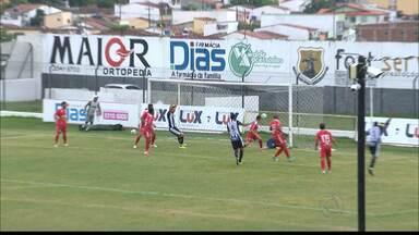 Treze vence o América-RN em amistoso no PV - Galo faz 2 a 1 no time potiguar e começa bem a temporada 2016.