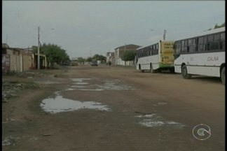 Falta de ônibus coletivo incomoda moradores do bairro São Joaquim, em Petrolina - Esta é uma reclamação antiga da comunidade.