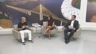 1º lugar em Medicina na UEA dá dicas para quem quer passar no vestibular - Gustavo Machado Renda falou sobre provas do Sisu e do Macro.