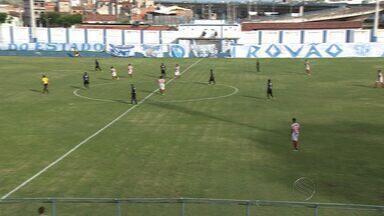 Veja os gols dos amistosos de clubes sergipanos contra alagoanos - Veja os gols dos amistosos de clubes sergipanos contra alagoanos