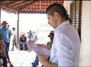 Mais de 100 homens continuam ocupando uma fazenda em Cachoeirinha - Mais de 100 homens continuam ocupando uma fazenda em Cachoeirinha