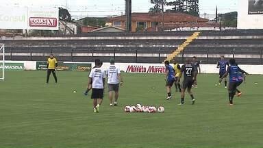 Operário faz jogo treino contra o Brusque na tarde desta sexta-feira - Jogo é fechado para sócios-torcedores