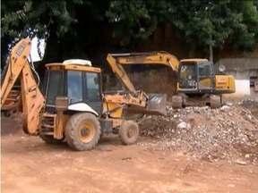 MG Patrulha: Polícia de Minas investiga sumiço de máquinas pesadas usadas em Mariana - Elas eram utilizadas na limpeza da região atingida pelo desastre na cidade.