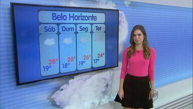 Confira a previsão do tempo para este fim de semana no Sul de Minas - Confira a previsão do tempo para este fim de semana no Sul de Minas
