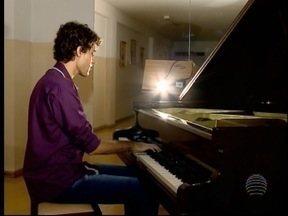 Conheça a história do cantor e compositor Murillo Altafine - Rapaz é o personagem do 'Entre Nós' desta sexta-feira (15).