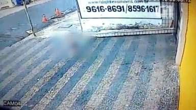 Criança cai de terceiro andar e sobrevive no Ceará - Assista ao vídeo.