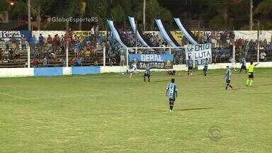 Inter e Grêmio perdem na quarta rodada da Copa Santiago - Assista ao vídeo.