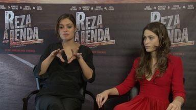 Estréia de Filme - Reza a Lenda - Estréia de Filme - Reza a Lenda