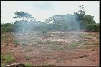 Chuvas causam transtornos para moradores de Frutal - Pontos de alagamento foram registrados na cidade. Secretário de Planejamento e Desenvolvimento falou sobre o assunto.