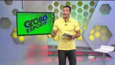 Veja a edição na íntegra do Globo Esporte Paraná de sexta-feira, 15/01/2016 - Veja a edição na íntegra do Globo Esporte Paraná de sexta-feira, 15/01/2016