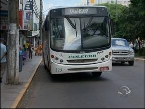 Novo valor da passagem de ônibus começa a valer hoje em Passo Fundo,RS - A passagem está custando três reais