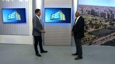 Superintendente do DNIT fala sobre obras em Sergipe - Superintendente do DNIT fala sobre obras em Sergipe.