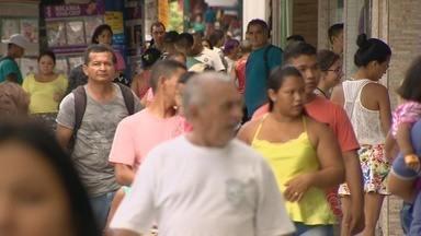 Banheiros públicos são alvo de reivindicações de trabalhadores de rua em Manaus - Problema é recorrente no Centro de Manaus