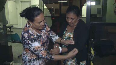Mais de 140 pessoas precisaram de atendimento médico após vazamento de gás - Pacientes relataram dificuldades para respirar e irritação nos olhos.