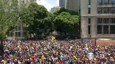 Tribunal de Justiça do Rio pode impedir desfile de alguns blocos de carnaval de rua. - TJ proibiu blocos de carnaval com patrocínio de desfilar sem autorização dos bombeiros.