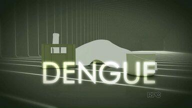 Lira aponta índice de 6,3% de infestação do mosquito da dengue em Umuarama - A situação mais preocupante é a da localidade Parque Industrial 3, onde o índice é de aproximadamente 20%. Em seguida, vem a região das Jaboticabeiras, com índice de 18%.
