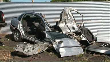 Quatro pessoas morreram em acidentes nas rodovias da região Noroeste no fim de semana - Um acidente foi na PR 323, em Cianorte, e o outro, na PR 478, em São Pedro do Paraná.