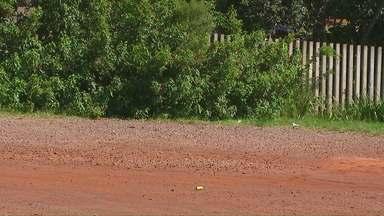 Mulher é baleado durante tentativa de assalto em parque de Cascavel - Incidente aconteceu na manhã de ontem, no Parque Vitória.