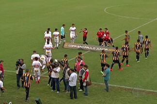 São Paulo vence na última rodada da Copinha por goleada contra o Rondonópolis - Na arquibancada, torcida estraga o show.
