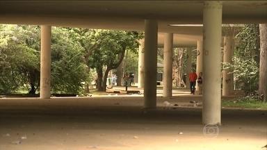 Duas mulheres são estupradas no Parque do Ibirapuera (SP) - Crimes aconteceram neste domingo (17), num dos parques mais conhecidos da capital paulista. Elas são internadas.