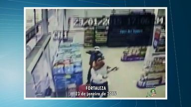 Assassinato em farmácia em Fortaleza está prestes a completar um ano sem punição - Rapaz foi a farmácia em Fortaleza e foi feito refém em assalto.