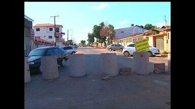 Moradores aguardam conclusão de obras na Travessa Turiano Meira em Santarém - Previsão de obras na Travessa Turiano Meira, no trecho entre a Avenida Muiraquitã e a Avenida Moaçara, está prevista para o mês de março.