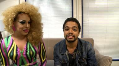 Bofe do Amor e Sexo, Claudio conta experiência de estar no programa como drag - Confira!