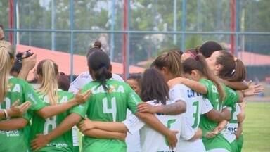 Futebol Feminino: Iranduba goleia Salcomp em amistoso - Hulk derrotou adversário por 5 a 2, em partida realizada no último sábado. Veja como foi a partida.