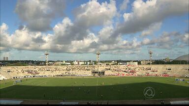 Botafogo-PB empata com o Nautico no Almeidão - No primeiro grande teste do Botafogo-PB o placar não saiu do 0 a 0, mas o torcedor do Belo gostou do que viu.