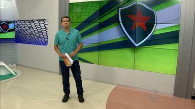Confira a integra do Globo Esporte Paraíba dessa segunda-feira (18.01.2016) - Amistosos de Treze, Botafogo-PB e Campinense. Além da situação dos estádios na Paraíba. Estes foram os destaques do Globo Esporte de hoje