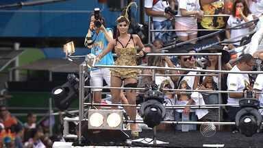 Banda Babado Novo anuncia que vai sair sem cordas no carnaval de Salvador - Veja mais novidades sobre a folia baiana.