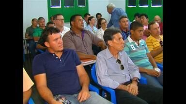 Sindicato Rural de Santarém divulga calendário agrícola de milho e soja - Calendário é para 15 municípios da região do Baixo Amazonas.