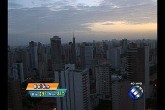 Confira a previsão do tempo desta sexta-feira, 22 - Veja como fica o tempo em Belém e nas regiões do Pará
