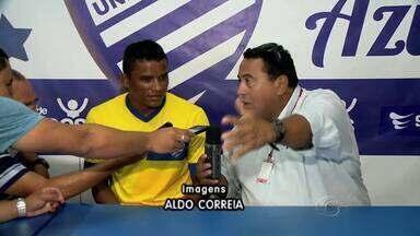 Após uma série de amistosos, CSA se prepara para a estreia no Alagoano - Azulão vai até Coruripe para enfrentar o Penedense.