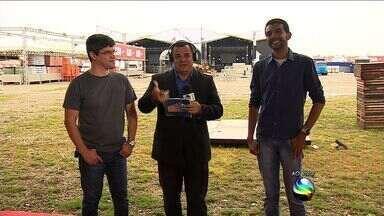 GShow e FM Sergipe vão transmitir shows do Sergipe Fest Verão - GShow e FM Sergipe vão transmitir shows do Sergipe Fest Verão.