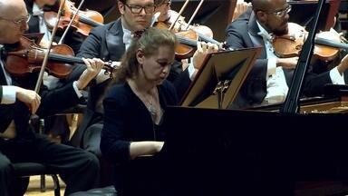 Reprise: Sala Minas Gerais é a nova casa da Orquestra Filarmônica - Espaço em BH é dedicado a Cultura