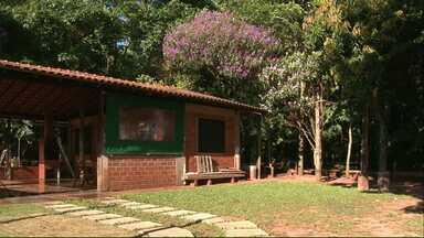 Opções pra quem quer curtir o carnaval no sossego são muitas em Paranavaí - São casas com piscinas e área de lazer e ranchos disponíveis.