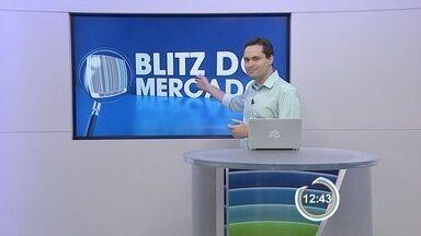 Blitz nos mercados - Tomate é um dos principais vilões dos preços das compras.