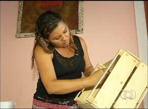 Saiba como reutilizar caixotes de madeira para decoração - Saiba como reutilizar caixotes de madeira para decoração