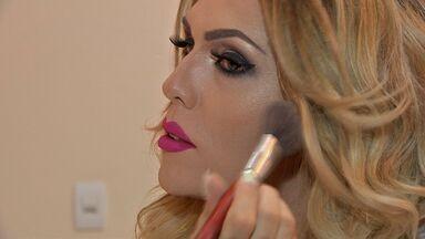Drag Queen de MT participa do programa Amor & Sexo - Drag Queen de MT participa do programa Amor & Sexo