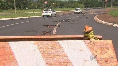 Buracos no asfalto geram 20 ações contra a Prefeitura de Ribeirão Preto - Vítimas de acidente buscaram apoio da Defensoria Pública para cobrar danos morais e materiais.