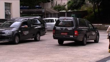 Dois funcionários do IML, que implantaram novo serviço, são ameaçados de morte - Eles foram ameaçados um dia depois que o SPTV exibiu uma reportagem sobre o assunto.