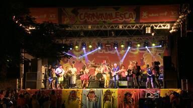 """Zé Paulo leva a melhor e vence o Festival de Música Carnavalesca pela 3ª vez - """"Bela chamada de amor"""" foi a música premiada no festival."""