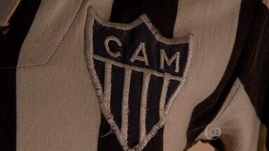 Segunda Pele: saiba mais da história do surgimento da camisa de uniforme do Atlético-MG - Manto dos atleticanos tem mais de 100 anos de história
